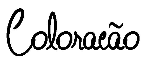 Coloracao